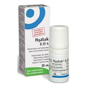 Hyabak Drops